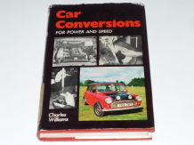 Car Conversions For Power And Speed (Williams 1971)